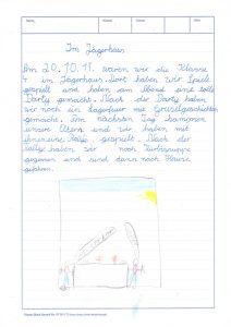 Bericht vom Jägerhaus